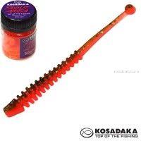 Мягкие приманки Kosadaka Array 65 мм / упаковка 10 шт / Сыр / цвет: DGR
