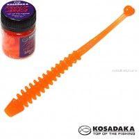 Мягкие приманки Kosadaka Array 65 мм / упаковка 10 шт / Сыр / цвет: OR