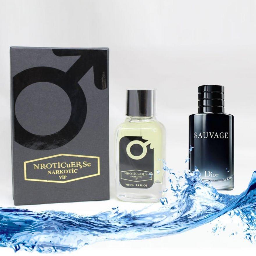 "NROTICuERSe (Christian Dior ""Sauvage"") 100 ml"