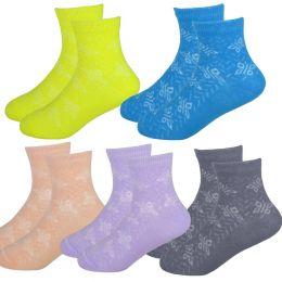 Детские ажурные носки с 552