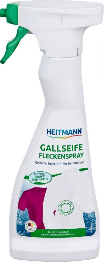 Heitmann Спрей пятновыводитель на основе желчного мыла 250 мл