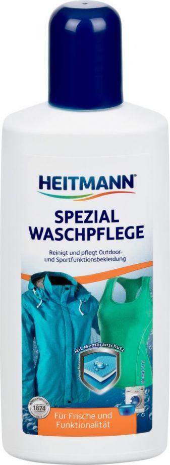 Heitmann Spezial Waschpflege Моющее средство для туристической, спортивной и мембранной одежды 250 мл