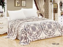 Плед Бамбук  1.5-спальный  150*200  Арт.150/190-pb