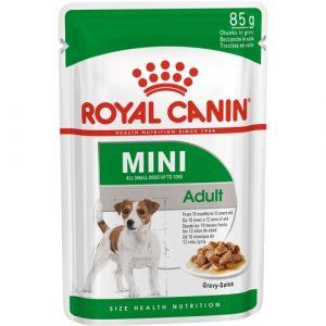 Консервы Royal Canin кусочки в соусе для собак мелких пород 85 г