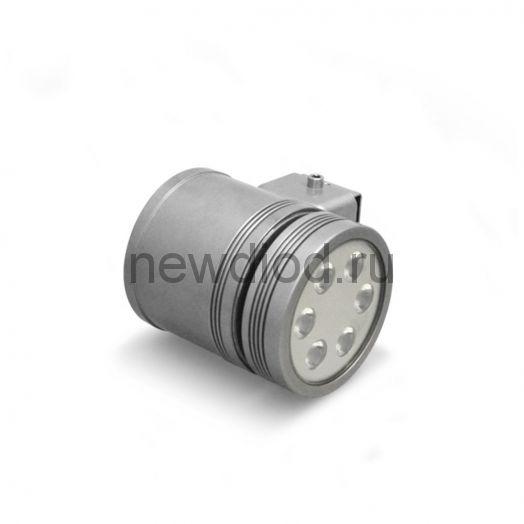Светодиодный светильник MS-6L220V AC110-265V-15W IP65 900Лм Серый корпус Maysun