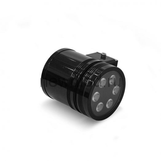 Светодиодный светильник MS-6L220V AC110-265V-15W IP65 900Лм Черный корпус Maysun