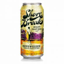Shore Break Hefeweizen / Шо Брэйк Xефевайцен,  ж/б 0,473 л