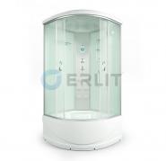 Душевая кабина ERLIT ER4510TP-C3-RUS (100х100)