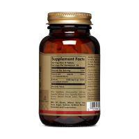Солгар Цитрат Кальция с витамином Д3 Состав