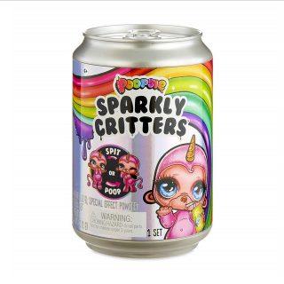 Poopsie Sparkly Critters в банке газировки