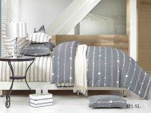 Постельное белье Сатин SL 2-спальный Арт.20/421-SL