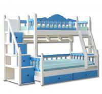 Кровать двухъярусная Олеся с ящиками