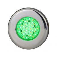 Прожектор светодиодный AquaViva LED203 54LED (5Вт) RGB