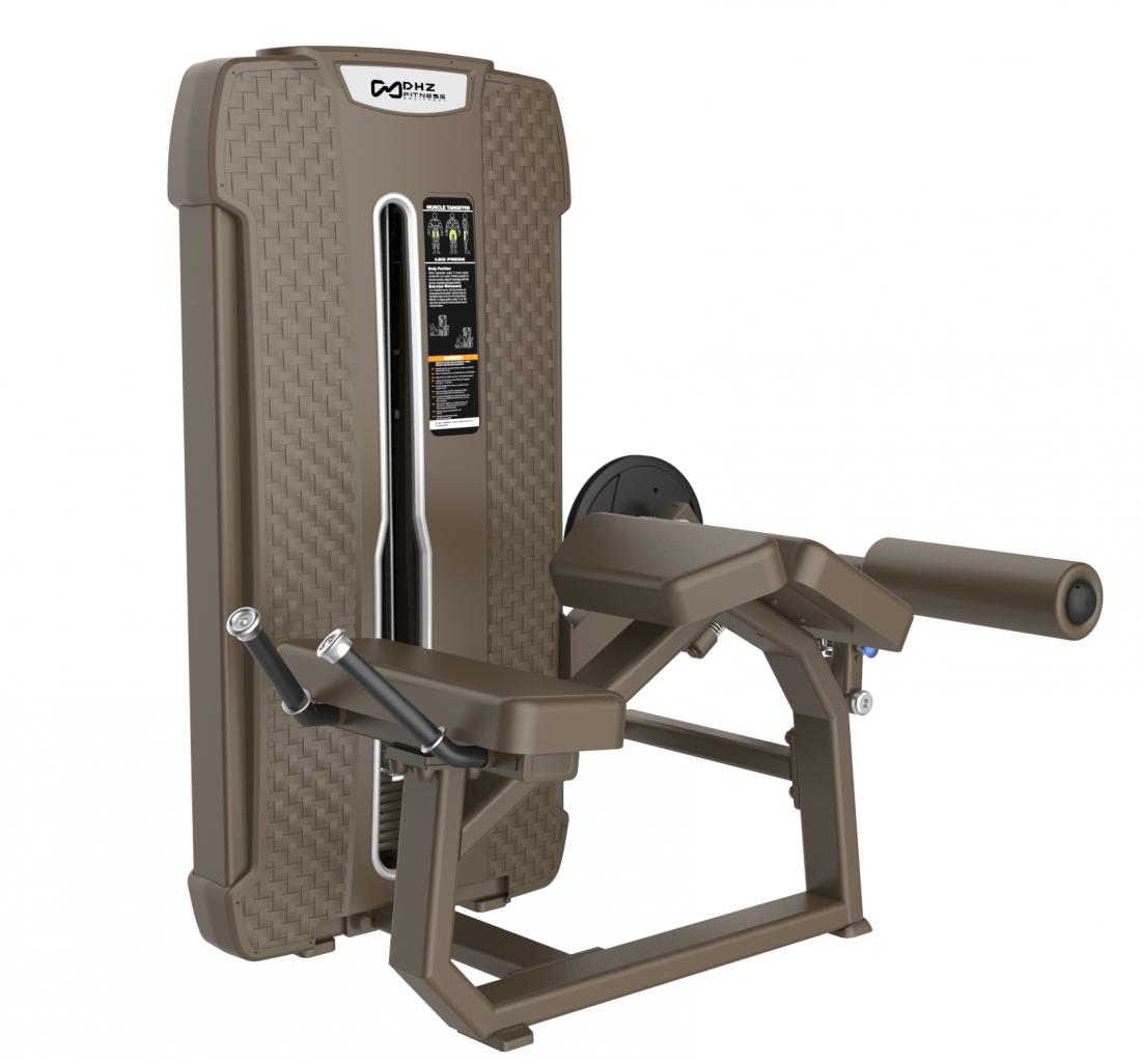 E-4001 Сгибание ног лежа (Prone Leg Cur). Стек 94 кг.