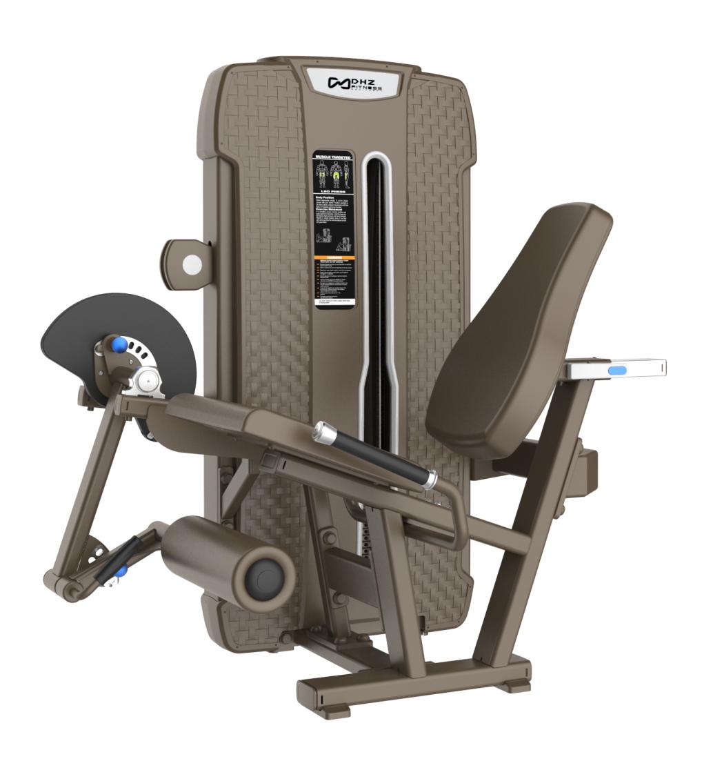 E-4002 Разгибание ног сидя (Leg Extension). Стек 135 кг.