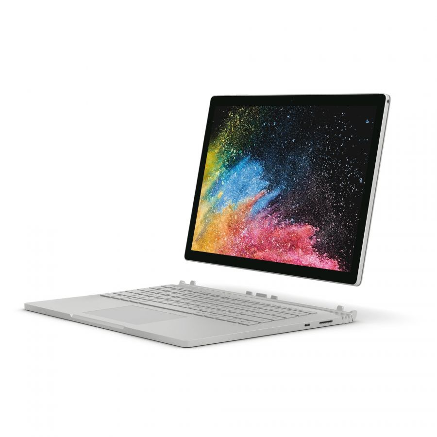 Microsoft Surface Book 2 13,5inch i5(8th gen) 256Gb/8Gb Ram (Platinum)