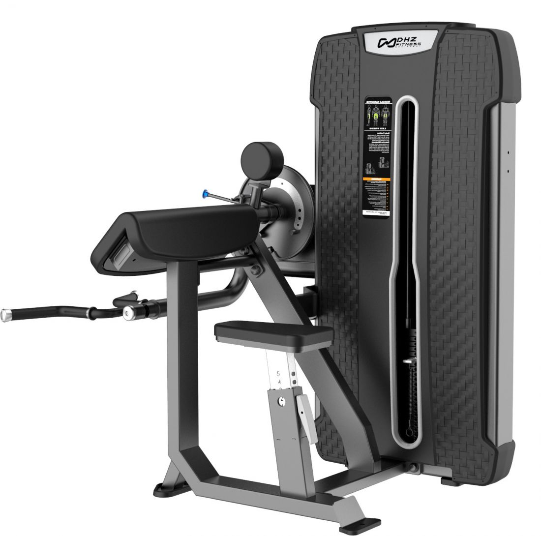 E-4087A Бицепс/Трицепс сидя Camber Curl &Triceps. Стек 65 кг.
