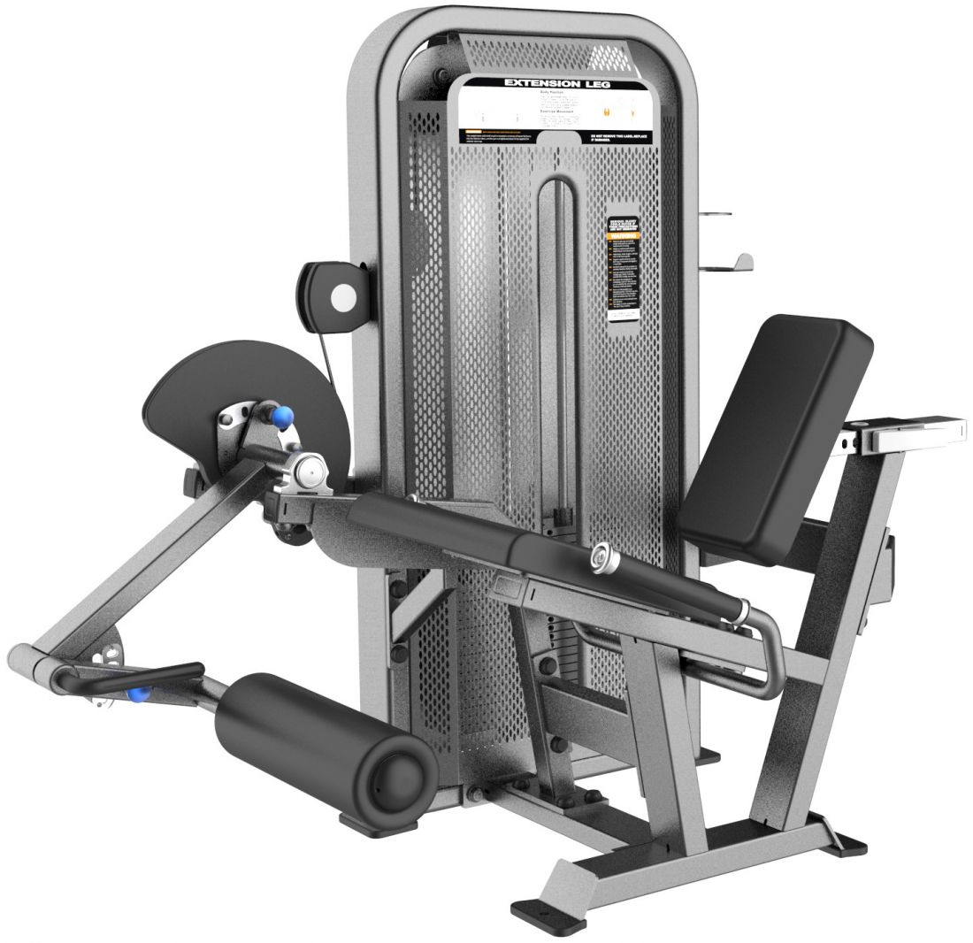 E-5002 Разгибание ног сидя (Leg Extension). Стек 109 кг.