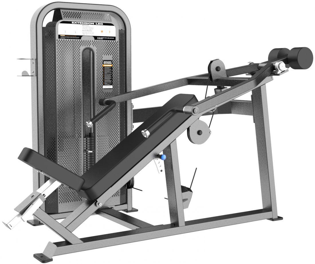 E-5013 Наклонный грудной жим (Incline Press). Стек 135 кг.