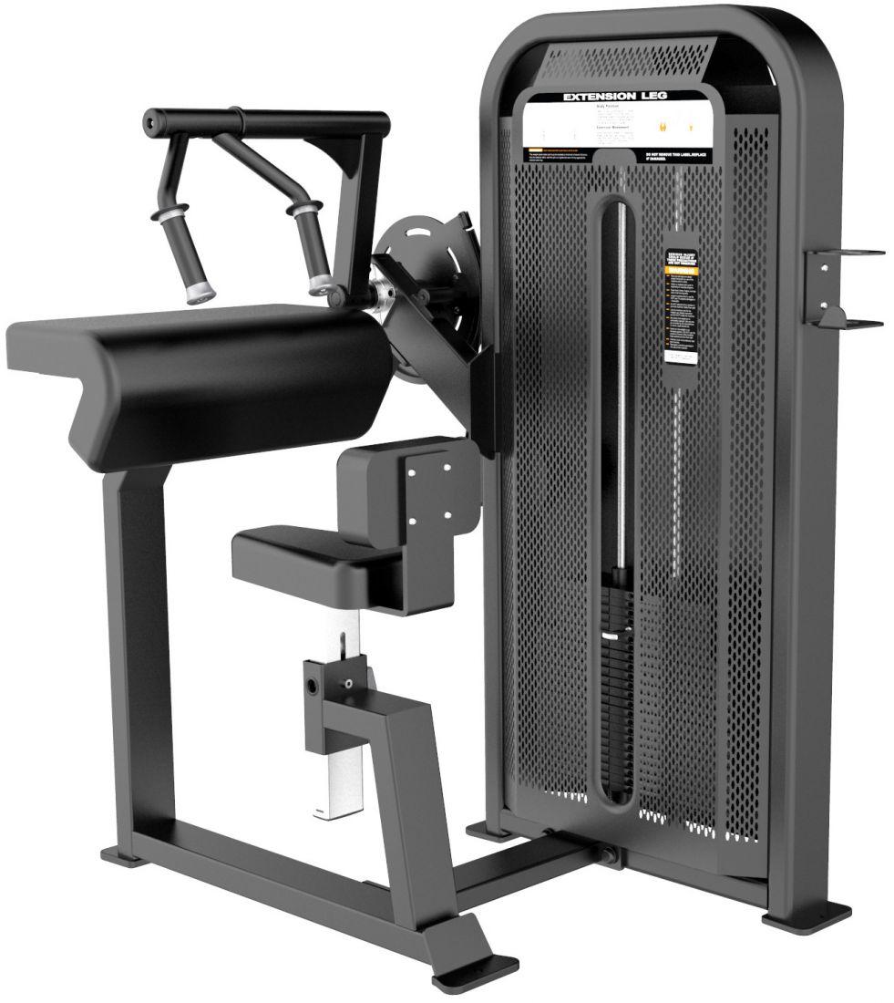 E-5027 Трицепс-машина сидя. Прямая парта (Seated Tricep - Flat). Стек 64 кг.