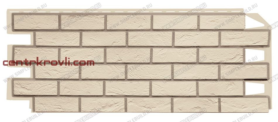 Фасадная панель «VOX», Solid Brick Coventry 1000*420