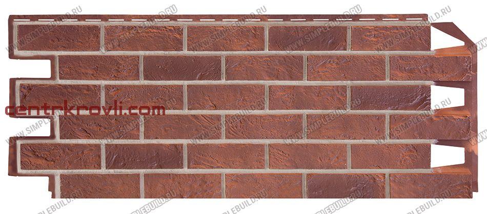 Фасадная панель «VOX», Solid Brick Dorset 1000*420