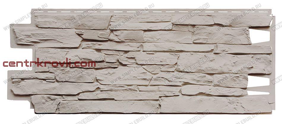 Фасадная панель «VOX», Solid Stone Lazio 1000*420
