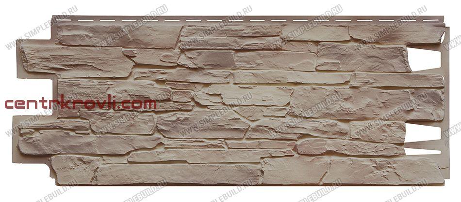 Фасадная панель «VOX», Solid Stone Umbria 1000*420