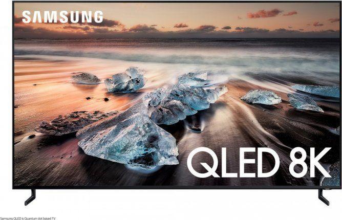 Телевизор Samsung  QLED 8K QE82Q950RBL