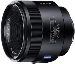 Объектив Sony Carl Zeiss Planar T* 50mm f/1.4 ZA SSM (SAL-50F14Z)