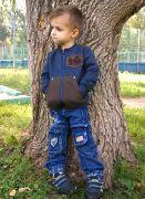 модная кофта для мальчика