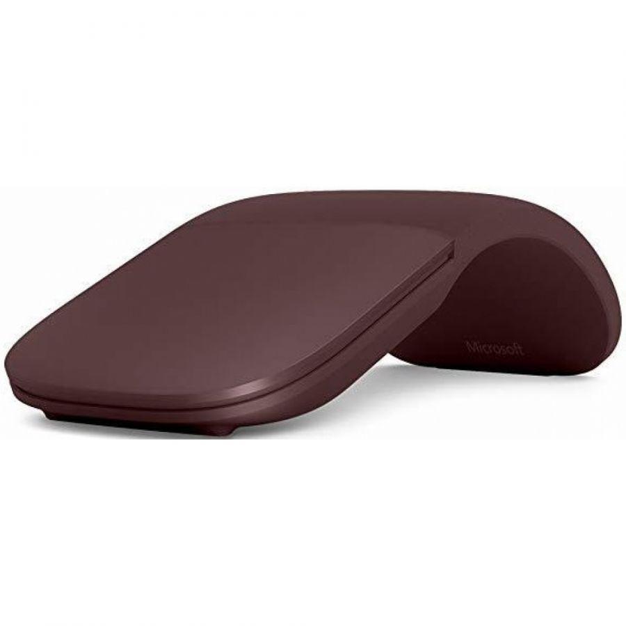 Беспроводная мышь Microsoft Surface Arc Mouse (Burgundy)