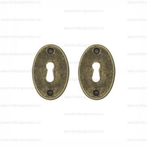 Накладка на межкомнатный замок DND BO14 key (Martinelli)