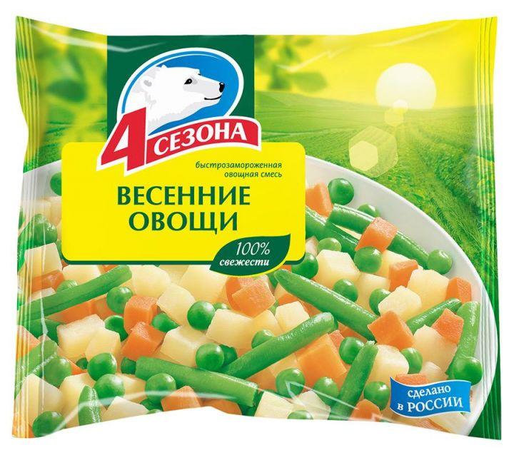 Смесь Весенняя 400г 4 Сезона