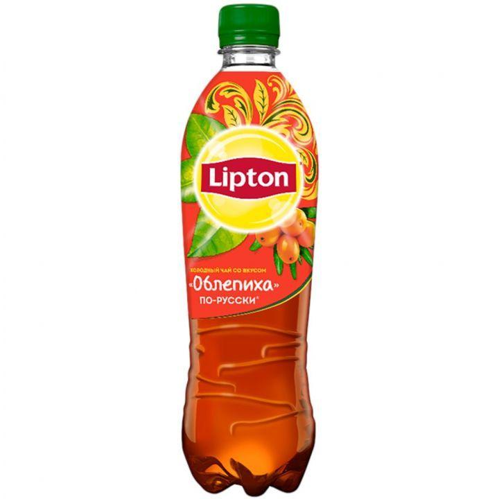 Чай Липтон 1л Облепиха пэт Пепси