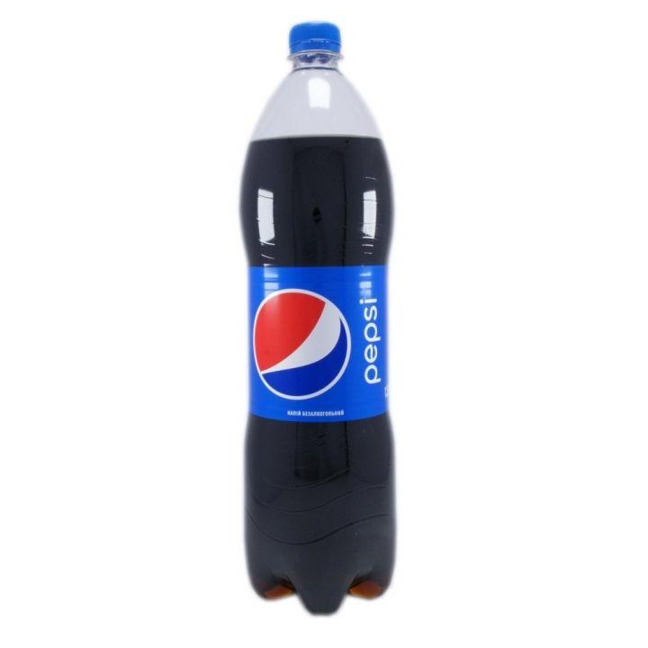 Газ. вода Пепси 1,5л Пепси