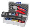 Набор кабельных наконечников с инструментом для опрессовки в систейнере: Twistor16 975318 и кабельные наконечники KNIPEX 97 90 13