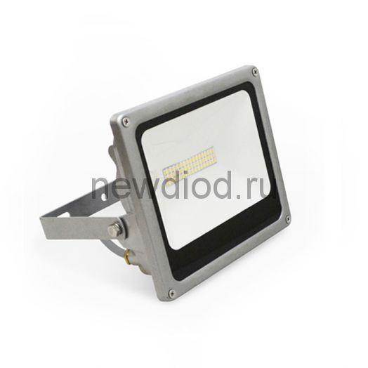 Светодиодный прожектор DL-NS30 AC170-265V 30W 3000Лм IP65 Холодный белый compact Maysun