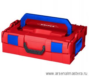 Чемодан KNIPEX L-Boxx пустой 442 х 151 х 257 мм (пустой) 002119LBLE