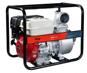 Мотопомпа бензиновая FUBAG PTH 1600 для чистой воды