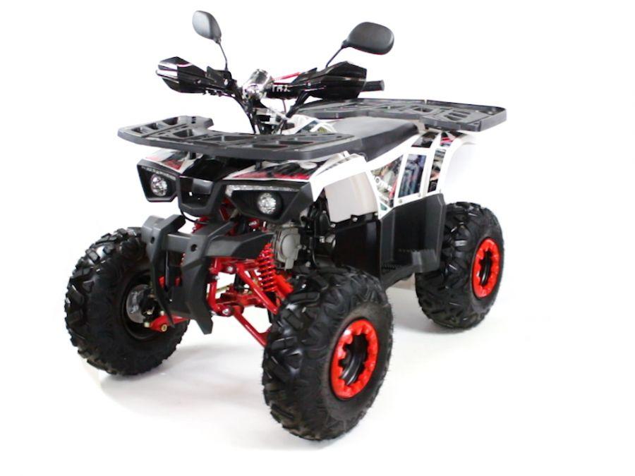 Детский квадроцикл бензиновый Motax ATV Grizlik NEW Lux 125 cc