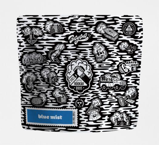 Смесь Hookah Bros - Blue Mist