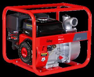 Мотопомпа бензиновая FUBAG PG 600 для чистой воды