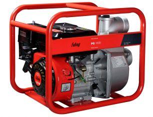 Мотопомпа бензиновая FUBAG PG 1000 для чистой воды