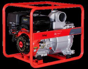 Мотопомпа бензиновая FUBAG PG 1800 T для сильнозагрязненной воды