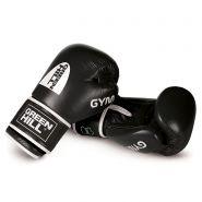 Перчатки боксерские Green Hill GYM BGG-2018 черные