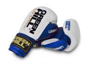 Перчатки боксерские Green Hill Legend BGL-2246 сине-белые