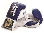Перчатки боксерские Green Hill Pegasus Aiba Pro 10 oz BGP-2239 синий
