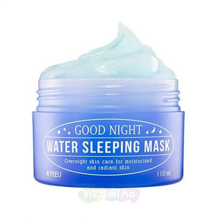 A'Pieu Ночная увлажняющая маска Good Night Water Sleeping Mask, 110 мл