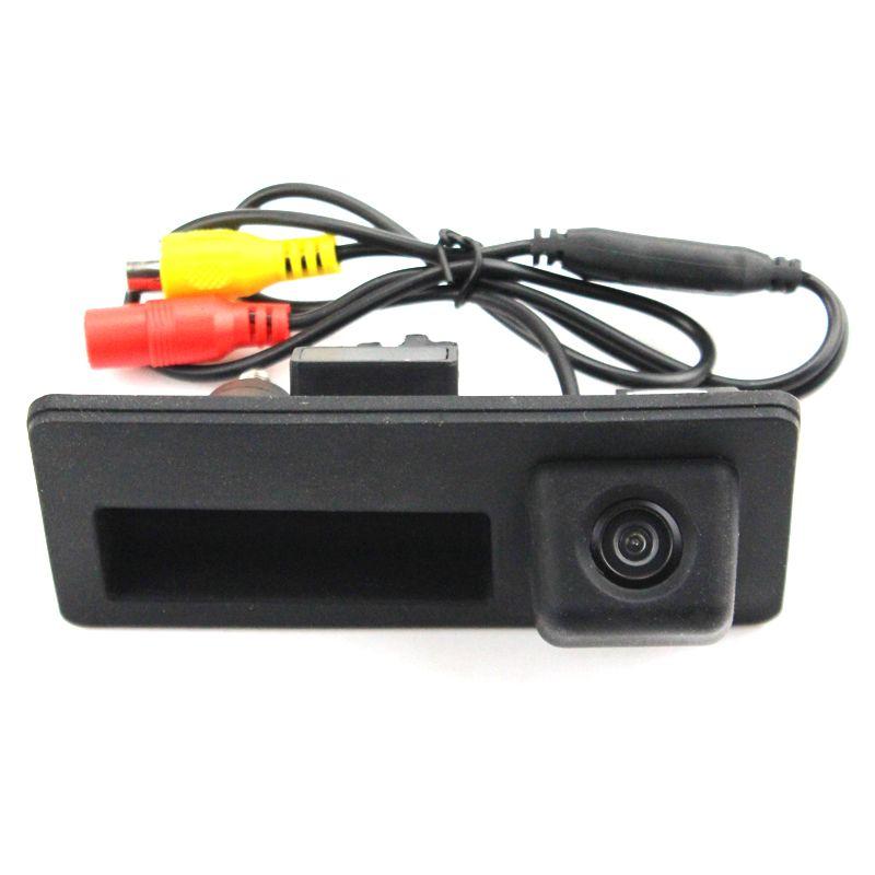 Камера заднего вида в ручку багажника Audi A7 (2011-2020)